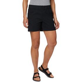 Columbia Firwood Camp II Shorts Dames, zwart
